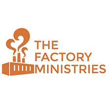 The Factory Ministries logo